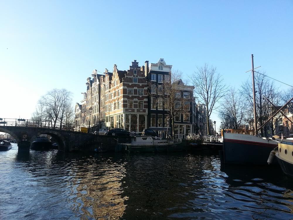 Amsterdam-Été