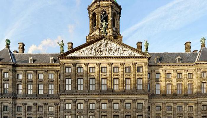 KONINKLIJK PALEIS AMSTERDAM - Royal palace
